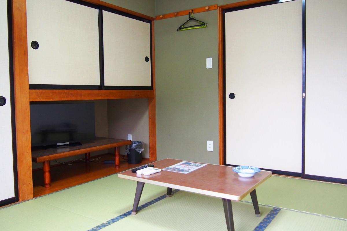 ふか家旅館の客室